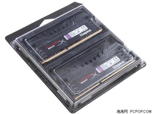金士顿HyperX 8GB DDR3 2400(KHX24C11T3K2/8X)内存