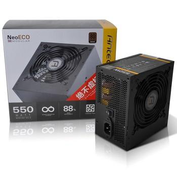 安钛克 额定550W Neo Eco 550M 电源 80PLUS铜牌/模组化线材管理/ 120mm双滚珠轴承风扇电源
