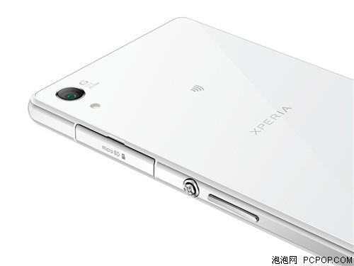索尼Xperia Z2 L50u联通4G手机(白色)TD-LTE/WCDMA/GSM非合约机手机