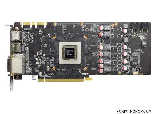 索泰GTX760-4GD5 霹雳版 HA显卡