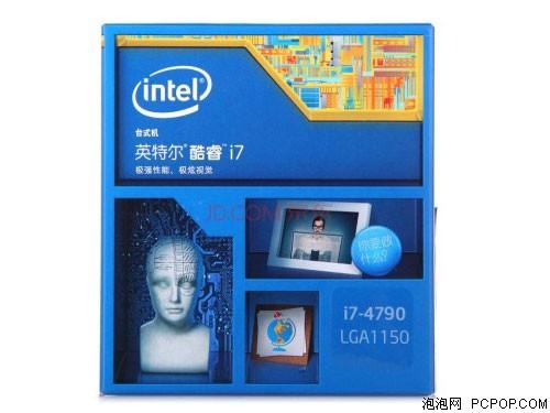 游戏利器 Intel酷睿i7-4790促销1980元