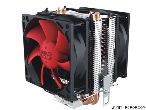 超频三红海MINI增强版散热器