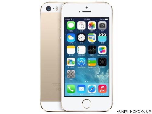 苹果 iPhone5s A1530 16GB 公开版4G手机(金色)手机