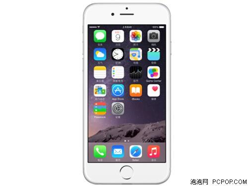 苹果iPhone6 A1549 16GB 4G手机(银色)FDD-LTE/WCDMA/CDMA2000/CDMA/GSM美版手机
