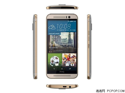 HTC One M9 32GB 移动版4G手机(金色)手机