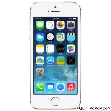 苹果 iPhone 5s (A1530) 16GB 金色 移动联通4G手机手机