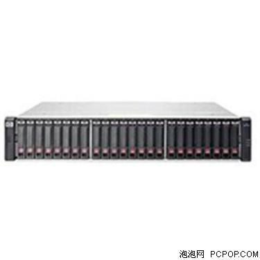 惠普MSA 1040 FC 双控制器存储(LFF)(E7V99A)NAS网络存储