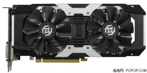 索泰GTX1060-6GD5 X-Gaming OC显卡