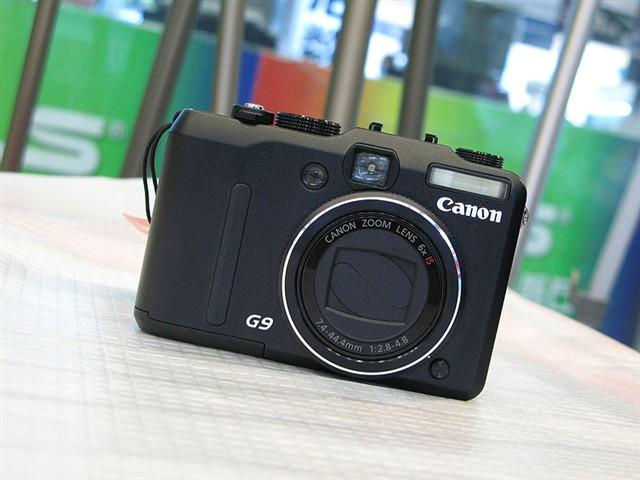 佳能G9图片12