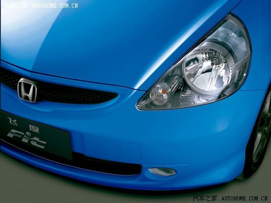 广州本田飞度 Fit 1.5 CVT舒适版汽车图片高清图片
