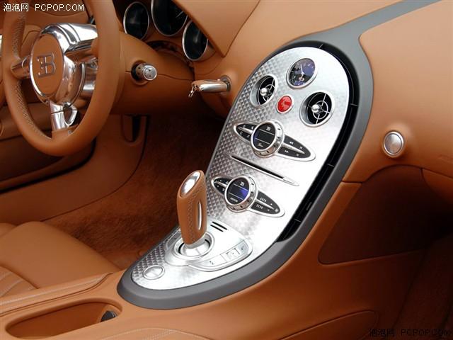 布加迪威航 veyron 16.4敞篷版汽车图片