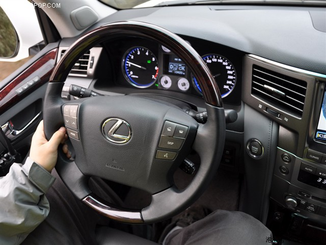 LEXUS 雷克萨斯LX 570汽车图片高清图片