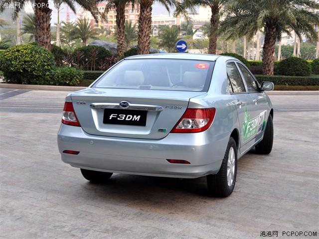 BYD 比亚迪F3 DM 双模电动车汽车图片图片