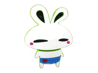 创意u盘大耳朵兔子u盘(8g)图片1