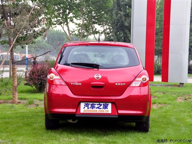 Nissan 东风日产骐达 TIIDA 1.6 自动时尚型汽车图片高清图片