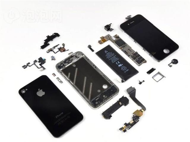 报价中心 手机 苹果iphone4 16g拆解图片1