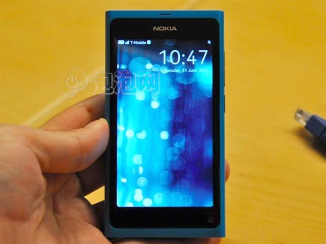 诺基亚n9下载_诺基亚N916G国行版蓝色图片下载图片大全