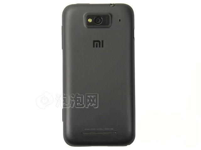 小米M1 3G手机背面图片