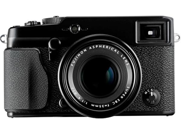 富士X-Pro1正面图片
