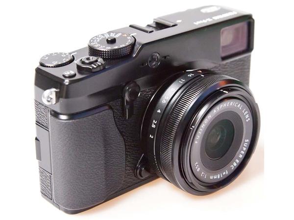 富士X-Pro1相机镜头图片