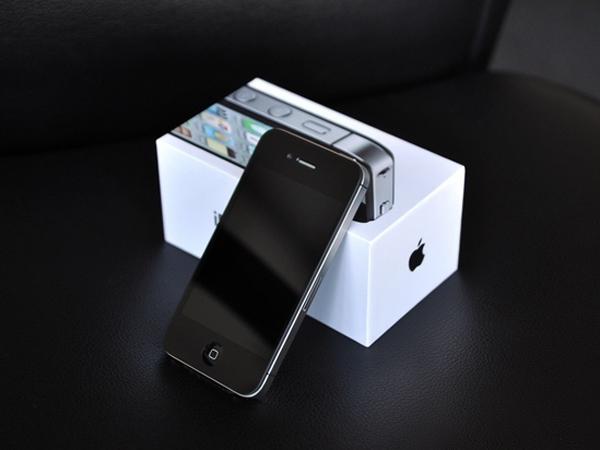 苹果iphone4s 64g黑色图片39
