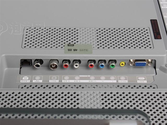 tcl l32e5390a-3d接口图片