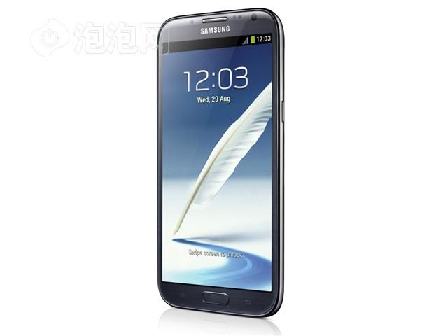 三星N7102 Note2 16G 双卡黑色图片下载 图片