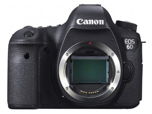 佳能EOS 6D外观图片1