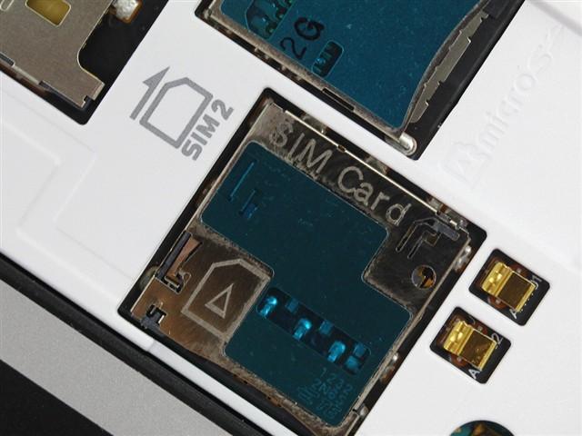 三星N7102 Note2 16G 双卡SIM2卡槽图片下载