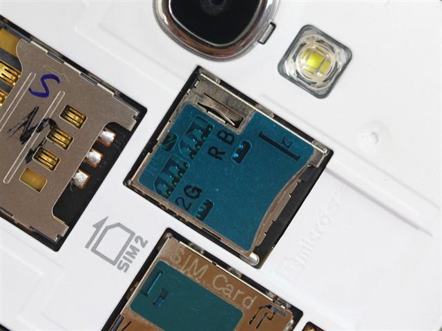 三星N7102 Note2 16G 双卡扩展卡槽图片下载