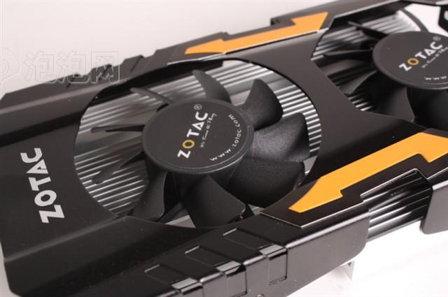 索泰GTX650Ti-1GD5 毁灭者TSI HA图片4