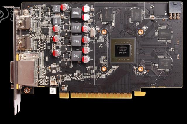 索泰GTX650Ti-1GD5 毁灭者TSI HA图片7
