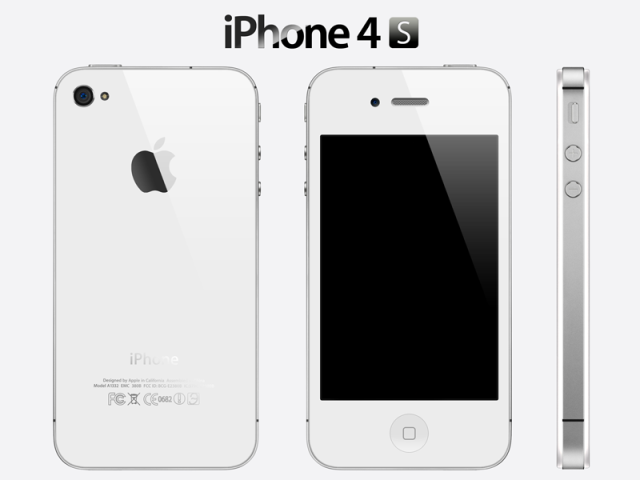 苹果iPhone4S 32G精品图片下载图片