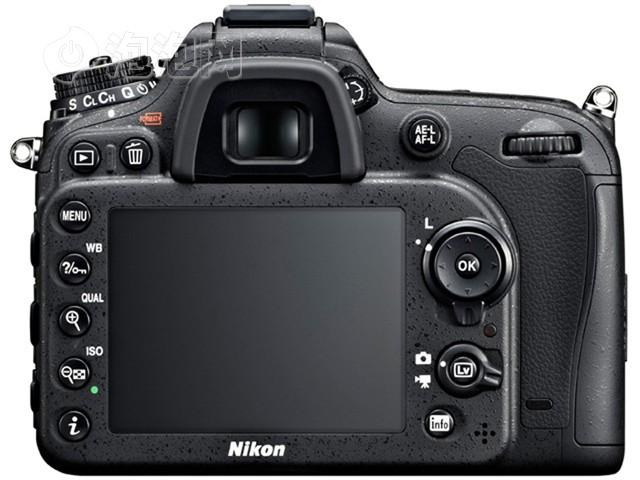 尼康D7100 单反机身外观图片4