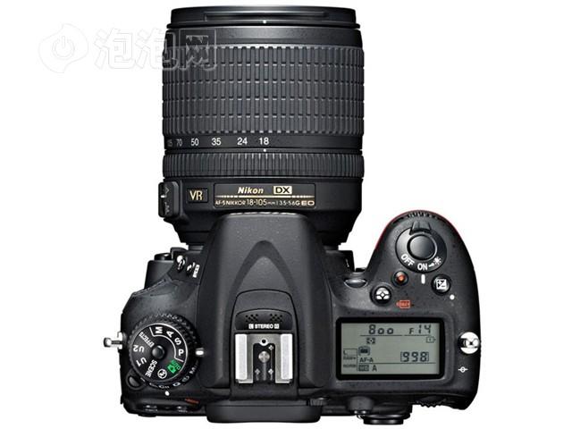 尼康D7100 单反机身外观图片1
