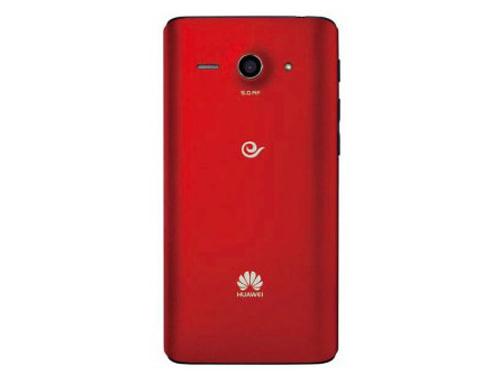 华为c8813 电信双核3g手机红色图片2