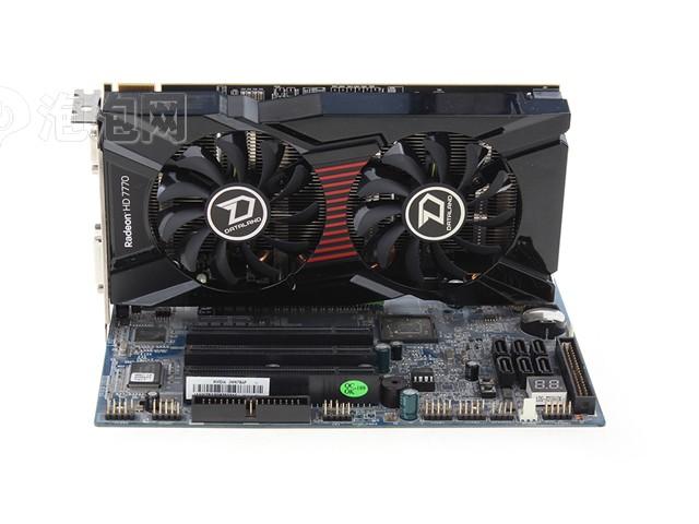 迪兰HD7770 酷能+ 1G DC(支持UEFI BIOS)图片5