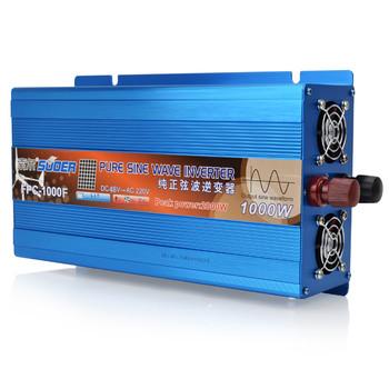 fpc-1000w/2000w大功率纯正弦波12v转220v逆变器家用变压器 车载电源图片