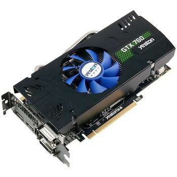 盈通GTX760-4096GD5 PA 游戏高手 980/6008MHz 4G/256bit GDDR5显卡图片3