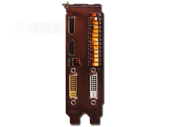 索泰GTX780-3GD5 AMP 1006-1059MHz/6208MHz 3GB/384bit GDDR5图片4