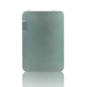 E-LONG6000毫安3G无线wifi路由器充电宝/移动电源  T158-600 锖灰色图片1