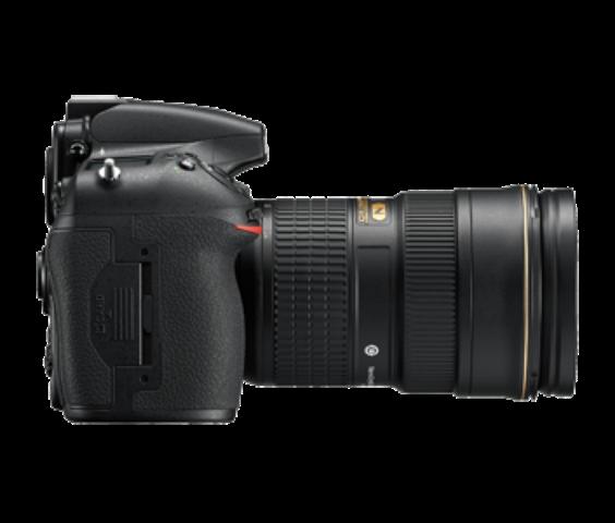 尼康D810 全画幅单反相机外观图片2