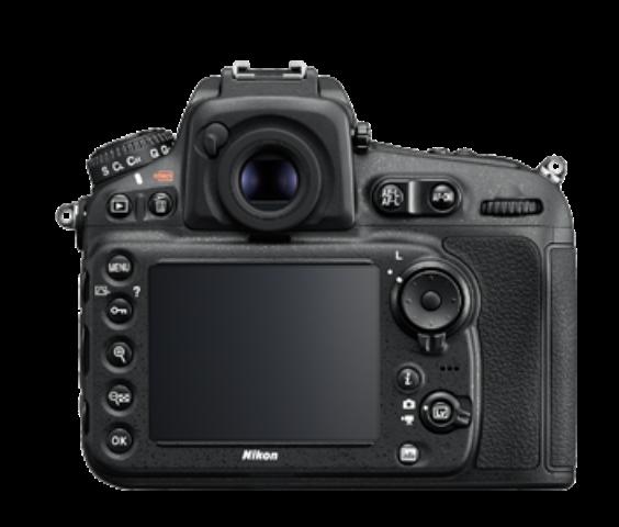 尼康D810 全画幅单反相机外观图片4