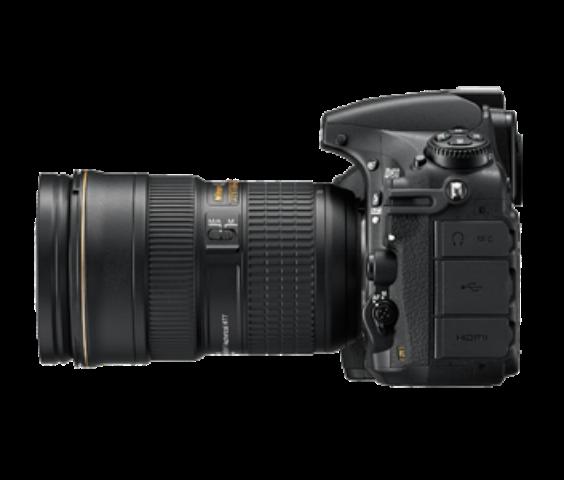 尼康D810 全画幅单反相机外观图片8