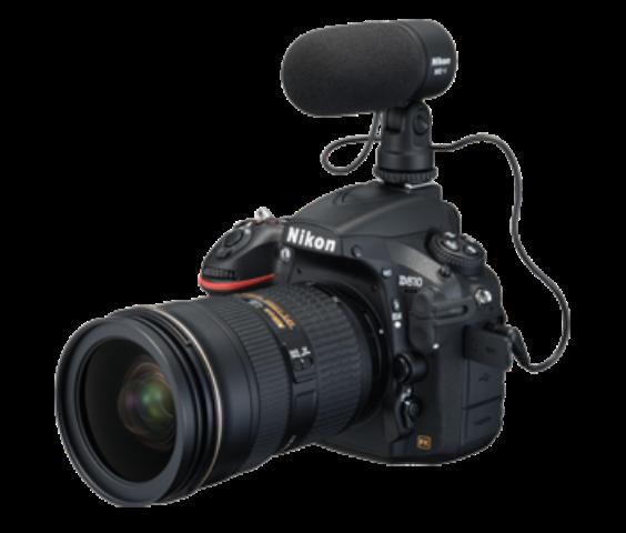 尼康D810 全画幅单反相机外观图片3