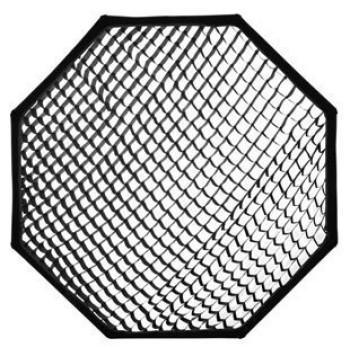 金贝柔光箱用格栅 k-90 八角伞形柔光箱用格栅图片1