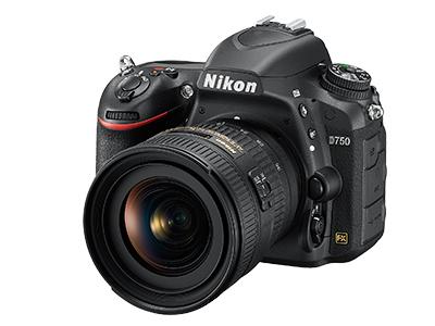 尼康D750外观图片5