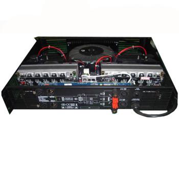 专业大功率后级功放 舞台专业功放 扩音器 2x1000w纯后级功放图片3