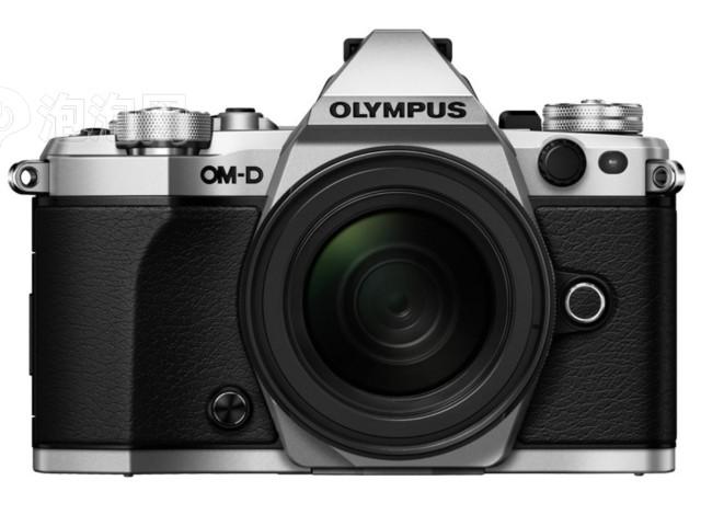 奥林巴斯E-M5 MarkII外观图片3