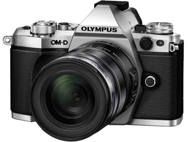 奥林巴斯E-M5 MarkII外观图片5